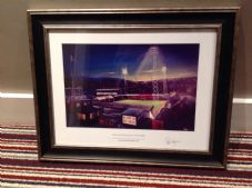 Rotherham Millmoor A3 framed print